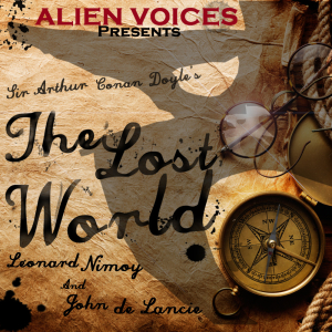 Cover of The Lost World